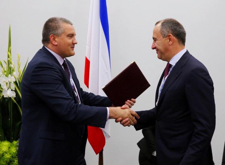 Карачаево-Черкесия и Крым договорились о сотрудничестве