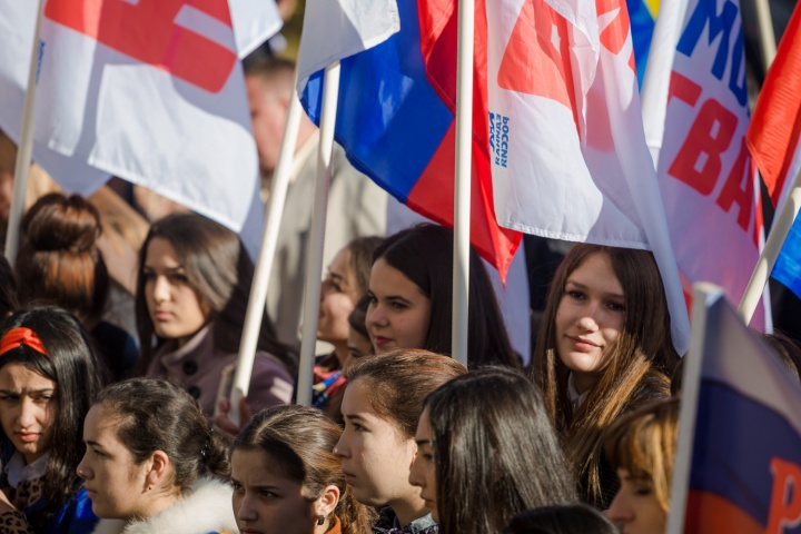 Немцов с девушкой фото