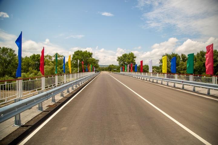 В Карачаево-Черкесии открыт современный новый мост, соединяющий населенные пункты двух районов