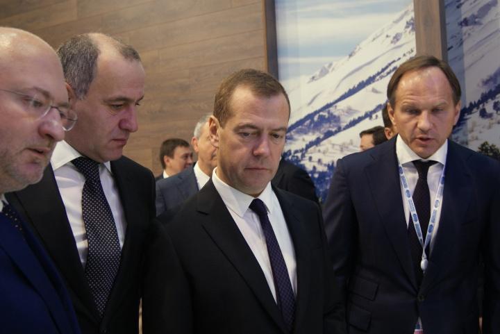 Дмитрий Медведев лично контролирует реализацию проекта «Архыз»