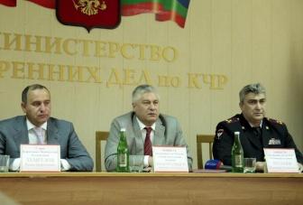 Министр внутренних дел России представил нового руководителя регионального ведомства