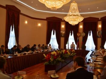 В Карачаево-Черкесии прошло межведомственное совещание руководителей правоохранительных органов СКФО