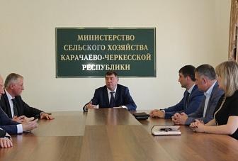 Глава КЧР назначил нового министра сельского хозяйства