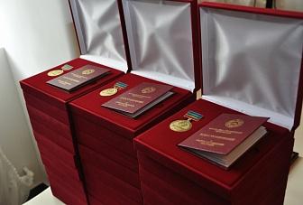 В Черкесске прошла церемония вручения государственных наград