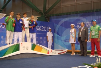 Борцы на поясах из Карачаево-Черкесии завоевали три золотые и одну бронзовую медали