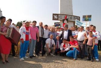 Победители Универсиады прибыли в Карачаево-Черкесию