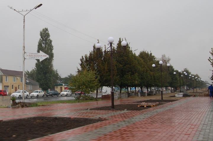 Фото на въезде в город черкесск